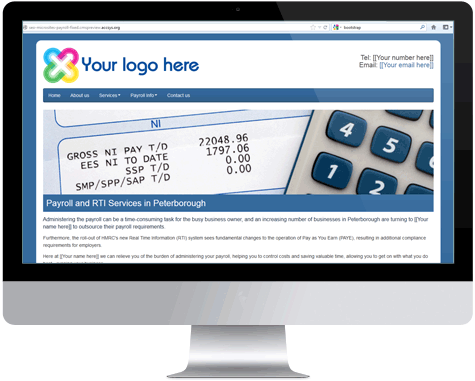 localSITES - local marketing sites for UK Accountants